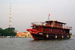 MEKONG DELTA 2 DAYS WITH BASSAC CRUISE (NIGHT ON THE BOAT)