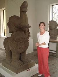 Cham Museum,World Heritage Road Vietnam,Vietnam Heritage Tour,Vietnam Heritage Travel