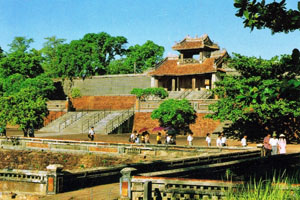 King Tu Duc Tomb,Hue River Tour,Hue Exploration,Hue City Tour