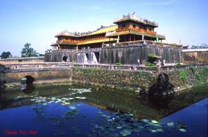 Nguyen dynasty palace
