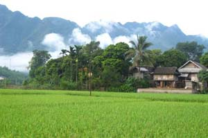 Cycle North East Vietnam 5days
