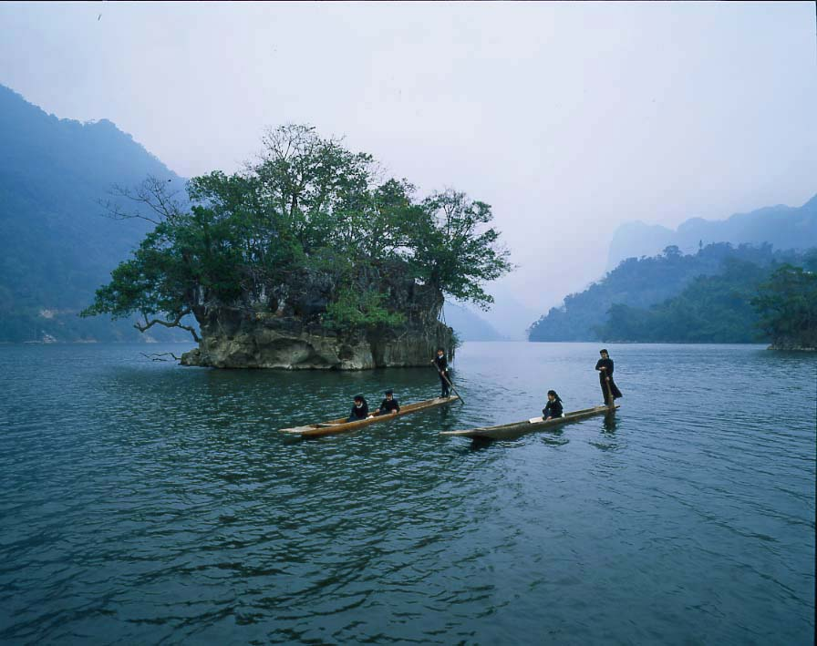 Ba Be Lake,North-East Adventure Tours,North-East Adventure Vietnam