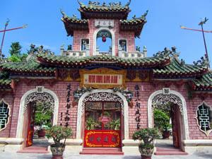China template