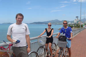 cycling in Nha Trang