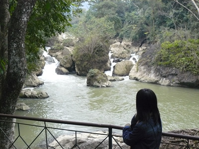 Dau Dang Waterfall,North-East Adventure Tours,North-East Adventure Vietnam