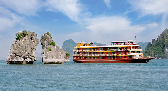 Emotion Cruise,Honeymoon In Halong Bay,Halong Bay Honeymoon Package,Sapa Honeymoon