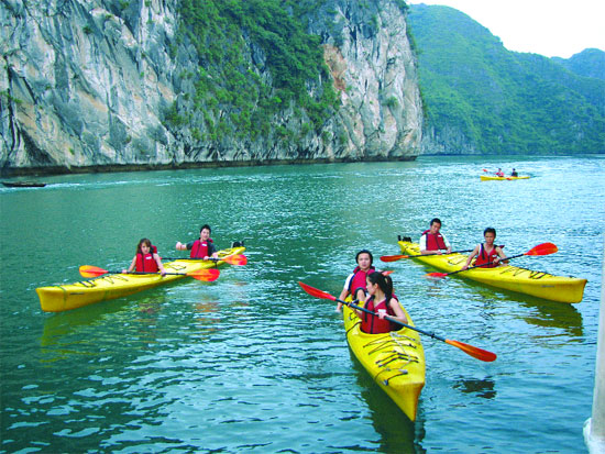 Ha long bay cruise 2 DAYS 1 NIGHT