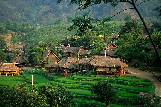 Mai Chau Lodge and Hiking Adventure