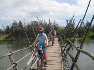 Cycling the Mekong 3 Days / 2 Nights