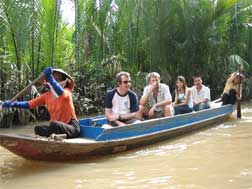 Mekong Delta Boat,South Vietnam Tours