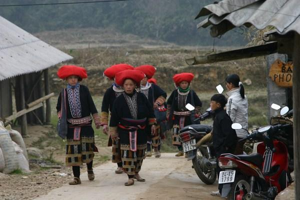 Red Dao,Sapa Trek Tour,Sapa Tour 3 Days,Sapa Tours Vietnam