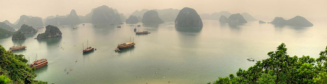 Photo Tour in Halong Bay